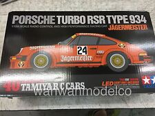 Tamiya 84431 1/10 RC Car TA02SW Chassis Jagermeister Porsche 934 Turbo RSR Kit