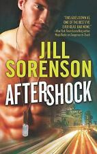 Aftershock (Hqn), Sorenson, Jill, Good Book