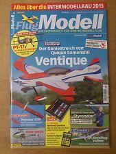 Flug Modell Nr. 4/2015. mit DVD