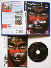 ESPN NFL FOOTBALL sur Sony PLAYSTATION 2 PS2