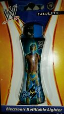 New WWE SIN CARA CIGARETTE Nulite Electronic Refillable LIGHTER