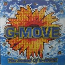 G-Move-The Sound of (1997) Beat Experience, DJ Dean, Sequel Bass, Martink.. [CD]