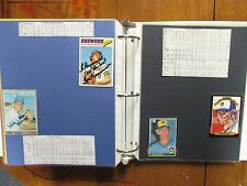 Seattle Pilots/Brewers(Notebook/126 Pages/100 Autographs/168  Players/DON SUTTON