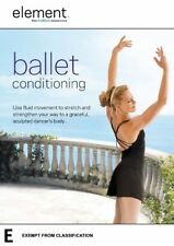 Element: Ballet Conditioning DVD R4 New & Sealed