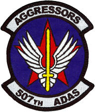 USAF 507th AIR DEFENSE AGGRESSOR SQUADRON PATCH