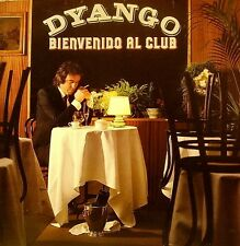 DYANGO-BIENVENIDO AL CLUB LP VINILO 1983 SPAIN GOOD COVER-GOOD VINYL