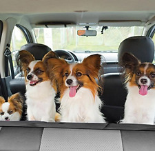 REAR WATERPROOF CAR SEAT COVER DOG PET PROTECTOR FORK LIFT