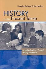 Douglas Selwyn - History In The Present Tense (2003) - Used - Trade Paper (
