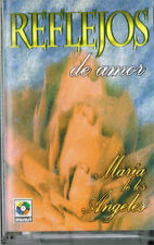 MARIA DE LOS ANGELES  REFLEJOS DE AMOR   BRAND NEW-SEALED CASSETTE
