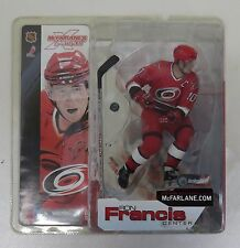 Ron Francis #10 Center Hockey NHL Action Figure NEW old Stock 2002 Series 4