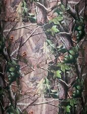 "5 Yards 1.5"" Real Tree Mossy Oak Inspired Camo Hunting Grosgrain Ribbon 1 1/2"""