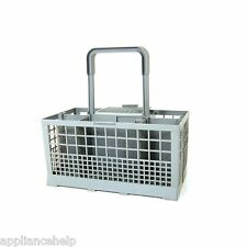 WHIRLPOOL DISHWASHER CUTLERY BASKET Grey Silver BN