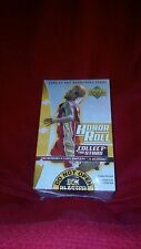 03/04 UD Honor Roll Box  LEBRON ROOKIE **RARE** Product