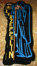 LED ZEPPELIN COLLECTABLE RARE VINTAGE PATCH EMBROIDED 90'S METAL LIVE