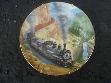 Excellent PreOwned Condition Above the Canyon Ted Xaras Commemorativ Plate 80362