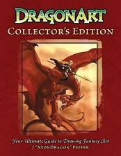 DragonArt Collector's Edition: Your Ultimate Guide to Drawing Fantasy Art, Peffe