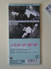 "Bananarama/Only Your Love (2 Versions) (Japan 3"" CD/SEALED)"