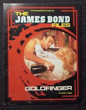 1986 Files Magazine JAMES BOND FILES Spotlight GOLDFINGER FN+