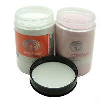 Acrylic French Manicure Powder . The professional Pink and White Powder Set 8 oz