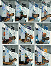 2002-03 SPX NBA 22-CARD (111-132) ROOKIE AUTO JERSEY NEAR SET 19/22 ALL NUMBERED