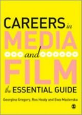 CAREERS IN MEDIA AND FILM NEW HARDCOVER BOOK