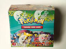 POKEMON CCG Black & White DRAGONS EXALTED factory sealed Booster Box!  36 packs
