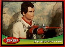 El capitán escarlata-tarjeta #41 - el Mysteron pistola Tarjetas inc. 2001