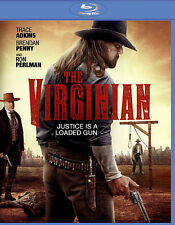 Virginian [Blu-ray] DVD, Meyer, Brendan, Johnson, Damon, Canyon, George, Adkins,