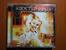 Addicted to Pain - Queen of All Lies  RARE Brazil Hard / Traditional Metal
