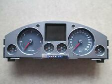 Kombiinstrument VW Phaeton 5.0 V10 TDI MFA Tacho 3D0920881S DIESEL