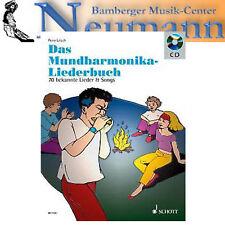 La Armónica Cancionero de Perry Letsch con CD