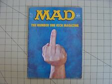 MAD THE NUMBER ONE ECCH MAGAZINE NO 166 APRIL 1974