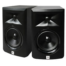 "JBL LSR305 5"" Professional Powered Studio Monitor 2-Way 41W (1 Pair/ 2 Speakers)"