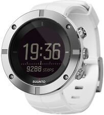 Suunto Kailash Silver Adventure Travel Watch with GPS 7R Mobile Connection