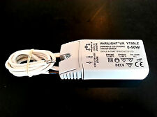 Varilight  50 Watt white Dimmable Low Volt Transformer YT50LZ