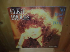 "ELKIE BROOKS no more the fool 12""  MAXI 45T"