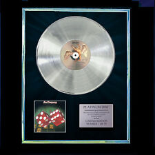 BAD COMPANY STRAIGHT SHOOTER CD PLATINUM DISC FREE P+P!!