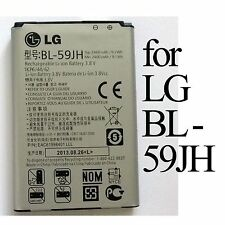 Li-ion BL-59JH BL59JH Battery for LG Optimus L7 II P710 P713 P715 P716 F5 Lucid2