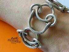 Bracelet Hermes En Argent
