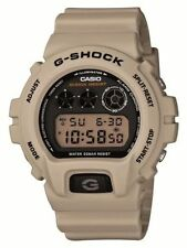 Mens Casio G-Shock Gray Rubber Alarm Digital Watch Limited Edition DW6900SD-8