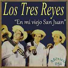 LOS TRES REYES Mexico Collection CD #54/100 - MEXICAN Trio Bolero Canción Vals