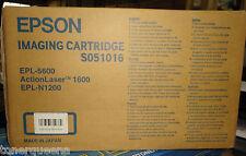 New Genuine Epson EPL-5600 ActionLaser 1600 EPL-N1200 Printer Toner S051016