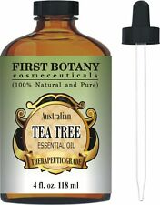 Pharmaceutical Caliber Australia Tea Tree Essential Oil  4 Fl.oz.