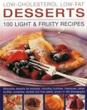 Low-Cholesterol Low-Fat : 100 Light and Fruity Recipes (2014, Paperback)