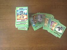 Topps Skylanders Swap Force Trading Cards FULL SET OF 256 BASE CARDS  LOOSE