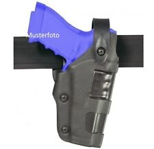 Safariland 6270 Raptor Level II Plus, Mid-ride UBL holster-STX ta 6270-744-132