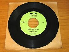 "NORTHERN SOUL 45 RPM - CLARENCE REID - ALSTON 203 - ""PART TIME LOVER"""