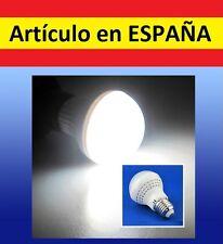 BOMBILLA LED SENSOR DE SONIDO 5W E27 LED 220-240V control W8 movimiento palmas