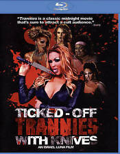 Ticked off Trannies With Knives (BluRay MOVIE)  BRAND NEW