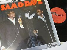 "SAM & DAVE STAR COLLECTION (1970s FUNK, SOUL) VINYL 12"" 33RPM LP"